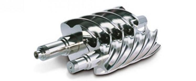Compresores de tornillo versus compresores de pistón